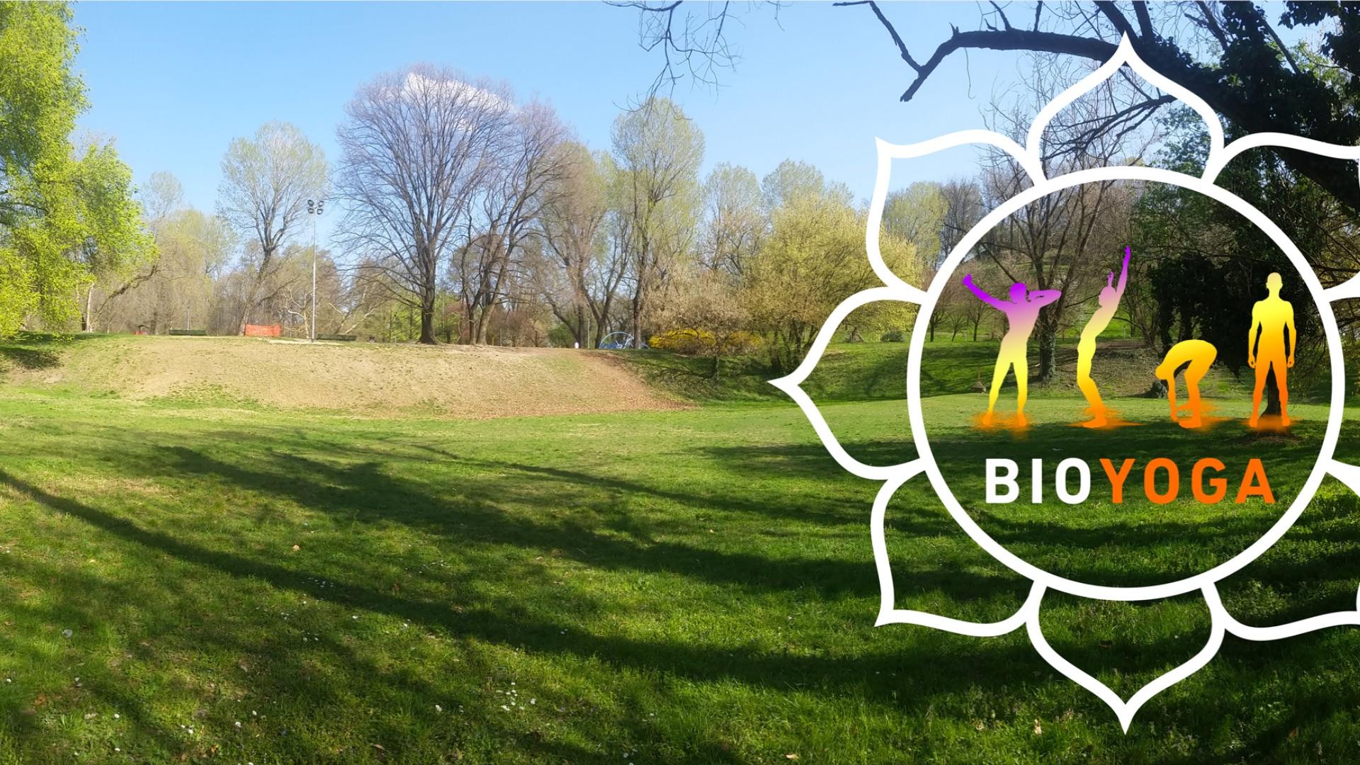 Bioyoga al parco Lambro
